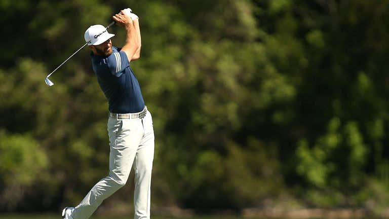 Dustin Johnson has rivals running for cover ahead of Masters