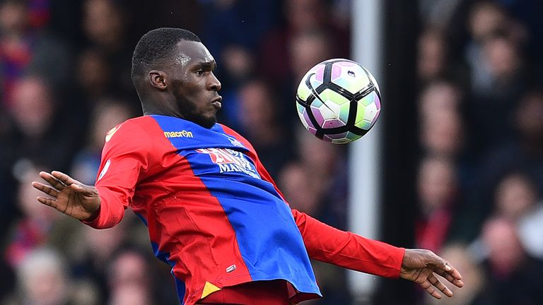 Christian Benteke returns to Anfield with Palace on Sunday