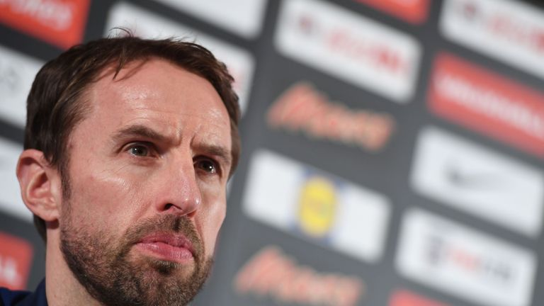 Gareth Southgate will ponder the best possible solution for the England captaincy
