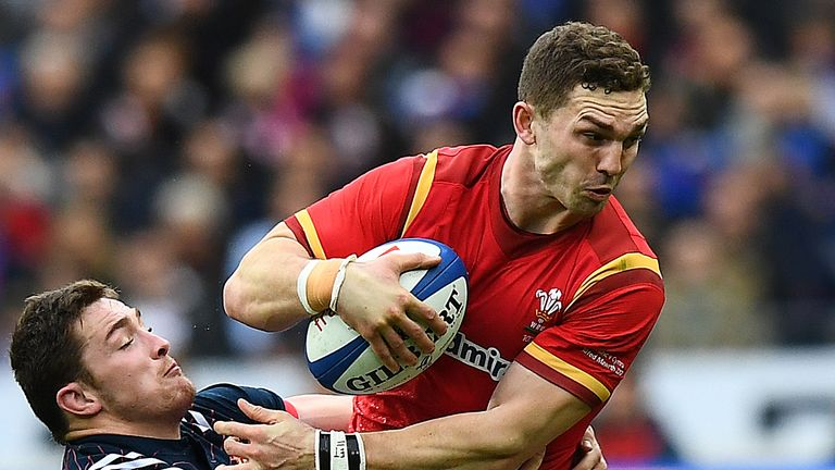George North complained he was bitten during Wales' defeat to France