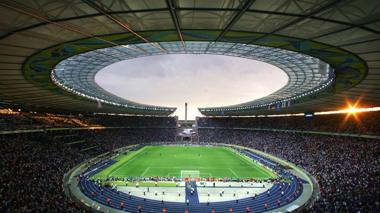 Germany has bid to host Euro 2024