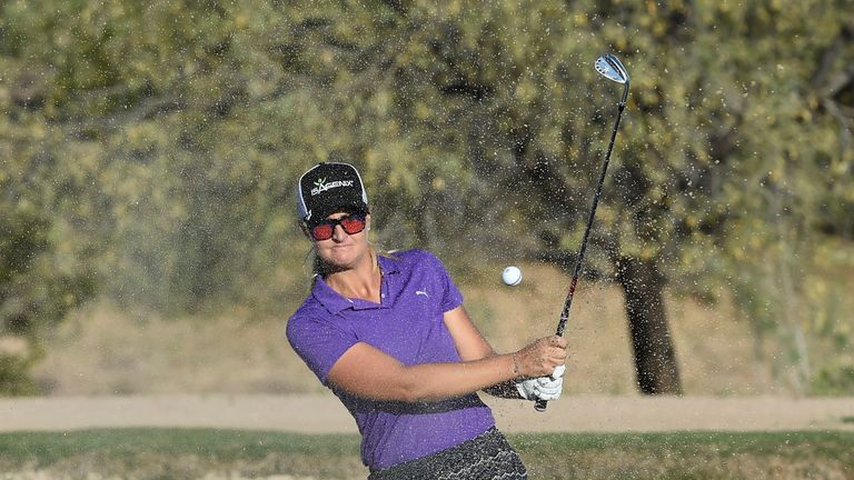 Anna Nordqvist was a late entry into the event, and she made the trip worthwhile as she clinched a two-shot win