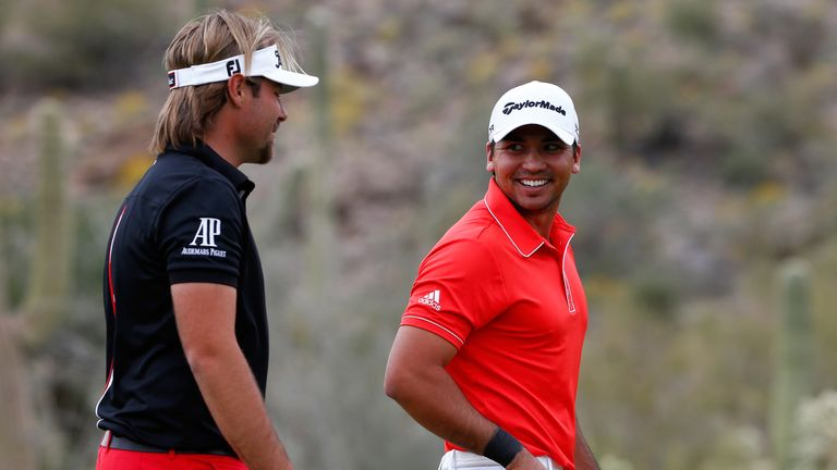 Jason Day's epic 23-hole win over Victor Dubuisson in Arizona slipped his mind