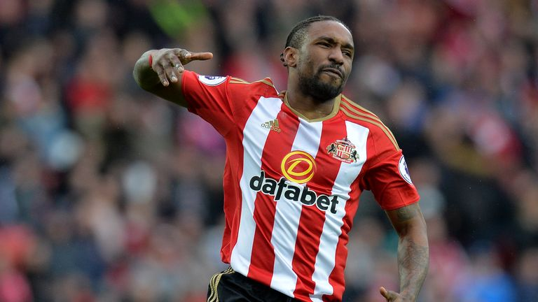 Jermain Defoe is hoping to fire Sunderland to safety again