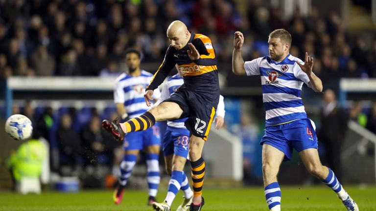 Jonjo Shelvey tested Ali Al-Habsi in the first half
