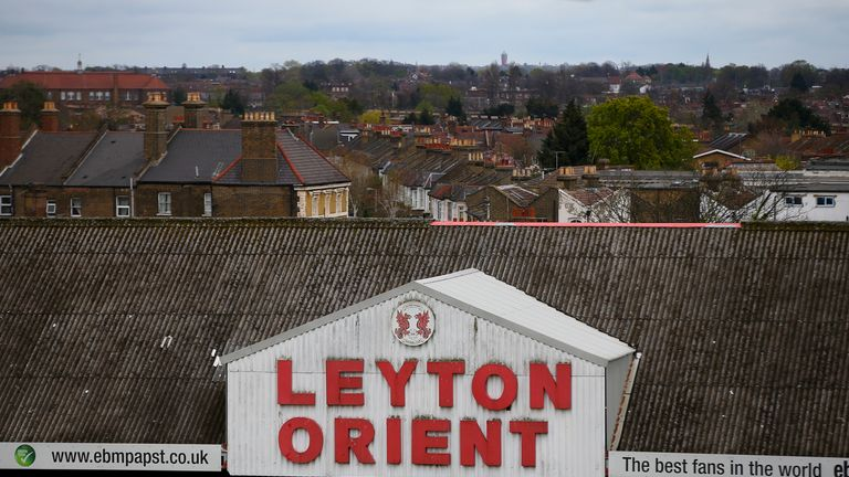 The owner of Leyton Orient has until June 12 to clear all the debts
