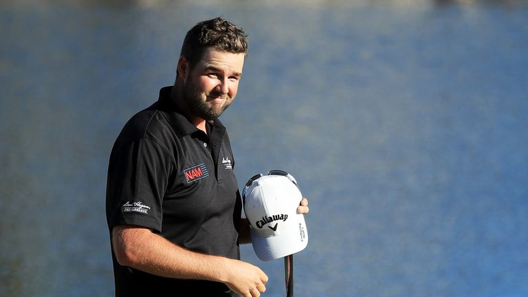 Marc Leishman clinched a one-shot victory at Bay Hill to lift his second PGA Tour title