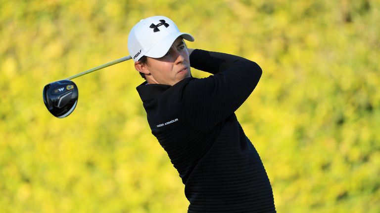 Change in plans working out well for Hoffman at Bay Hill