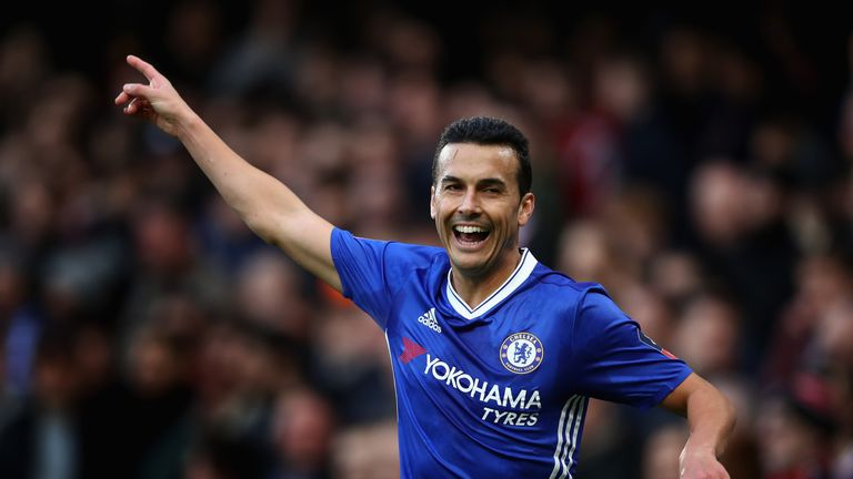 Pedro is back in the Spain squad and could feature against Israel on Friday