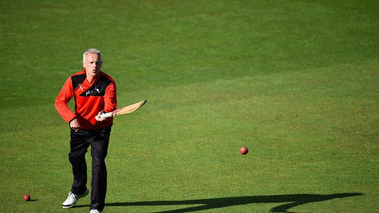 Nottinghamshire coach Peter Moores thinks Pattinson's pace and aggression will suit their style of play