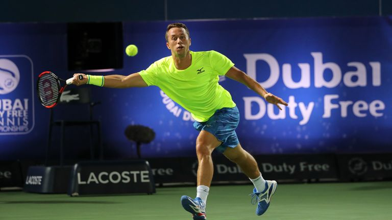 Dubai Duty Free Tennis: Verdasco takes positives from final