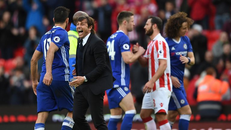 Conte is Jamie Carragher's pick for manager of the season