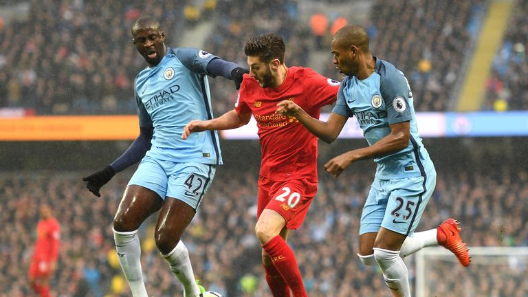 The Super Sunday pundits give their take on the race for the top four after Man City's 1-1 draw with Liverpool