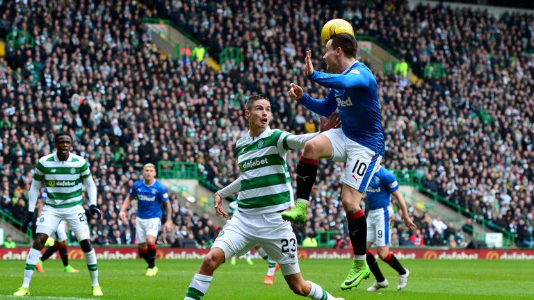 Rangers and Celtic will face each other twice in six days in April
