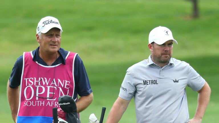 Bjork, Jamieson share lead after 2 rounds at Tshwane Open