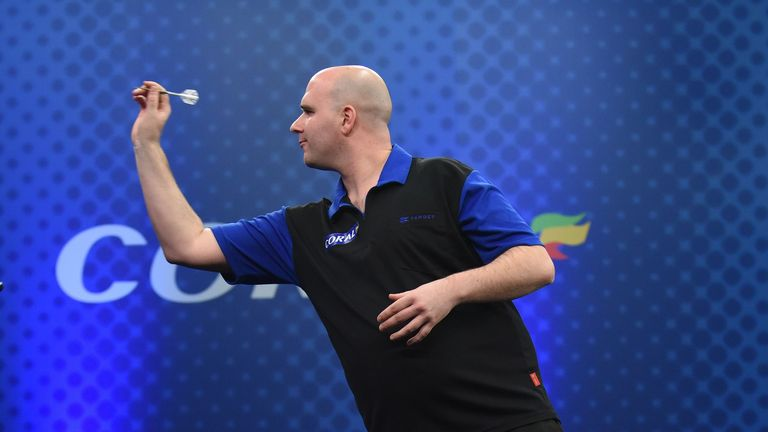 Rob Cross claimed a first PDC ProTour title in Barnsley on Saturday