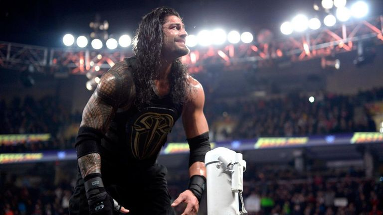 Roman Reigns will talk about his plans for SummerSlam tonight on RAW