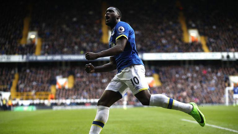 The Everton striker is the Premier League's joint-top scorer this season alongside Harry Kane