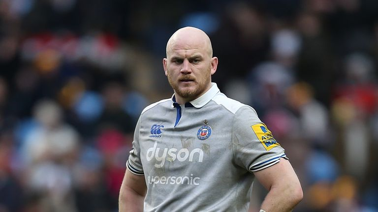 Matt Garvey has made 91 appearances for Bath since joining from London Irish