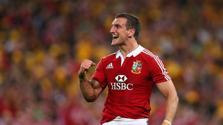 Warburton led the Lions to a 2-1 series victory in Australia in 2013, but missed the third test with injury