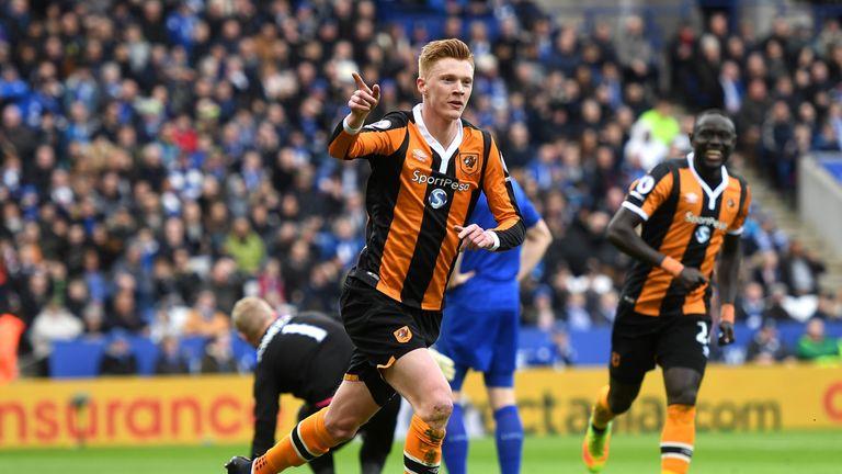 Sam Clucas impressed for Hull last season