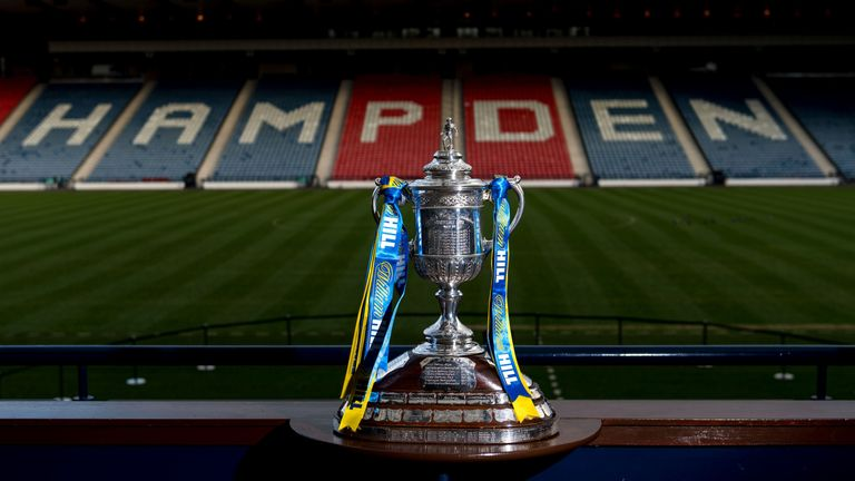 This weekend sees both Scottish Cup semi-finals live on Sky Sports across Saturday and Sunday