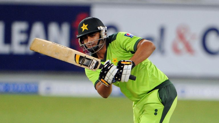Pakistan batsman Shahzaib Hassan has been suspended by the PCB