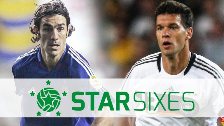 Star Sixes will feature Robert Pires and Michael Ballack