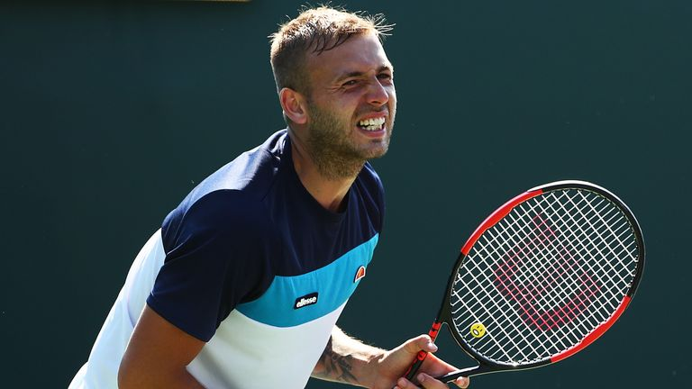 Injury has ruled Evans out of tournaments in Nottingham, London, and now Eastbourne