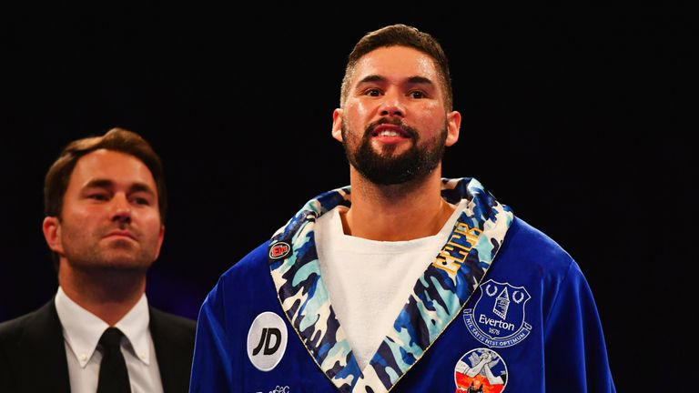 Hearn insisted Bellew has plenty of options going forward