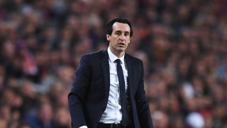 Unai Emery's side are poised to win Ligue 1, but crashed out of the Champions League at the hands of Real Madrid in the last 16