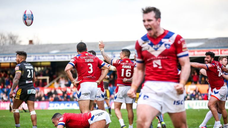 Wakefield are on course for back-to-back Super 8s appearances