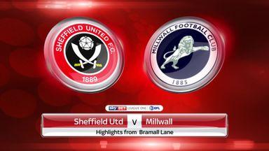 Sheff Utd 2-0 Millwall