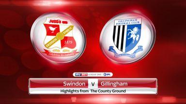 Swindon 3-1 Gillingham