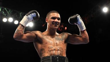Conor Benn hopes to show off his new-found skills this summer