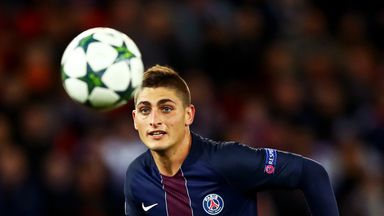 Marco Verratti's agent says he may need to leave PSG to win major trophies