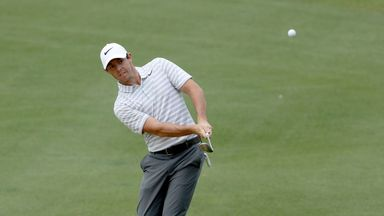 Rory McIlroy reached the semi-finals in last year's event
