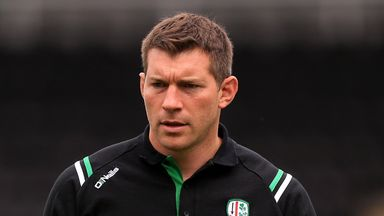 Nick Kennedy made over 200 appearances for London Irish as a player