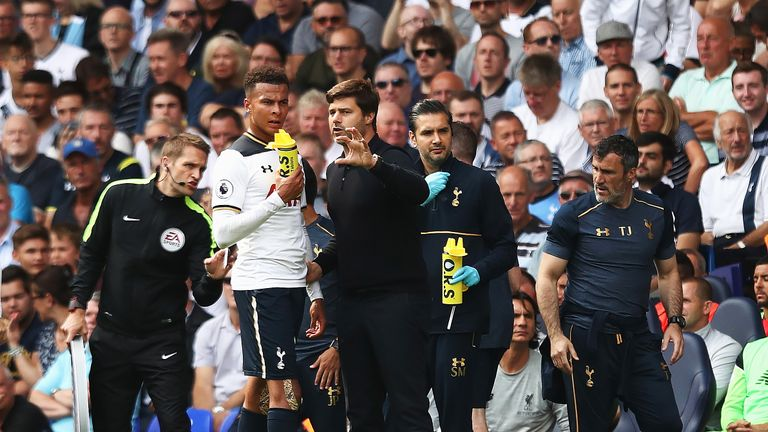 Dele Alli has flourished under the watchful eye of Mauricio Pochettino