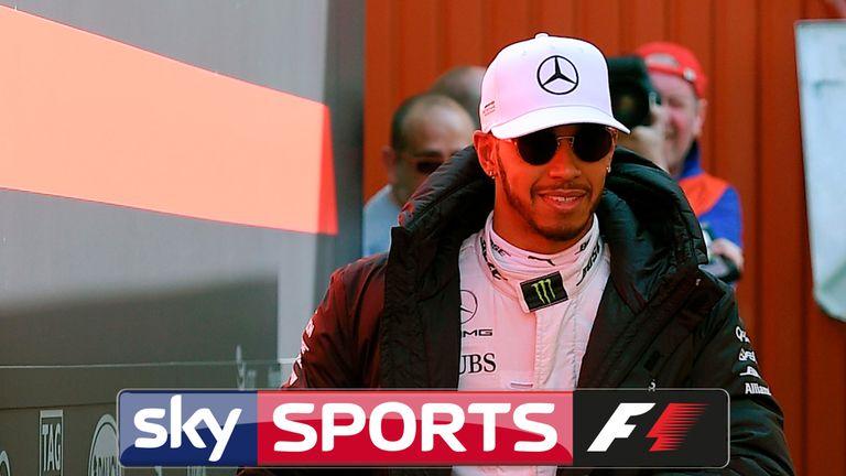 Sky Sports F1 Pre-Season Promo