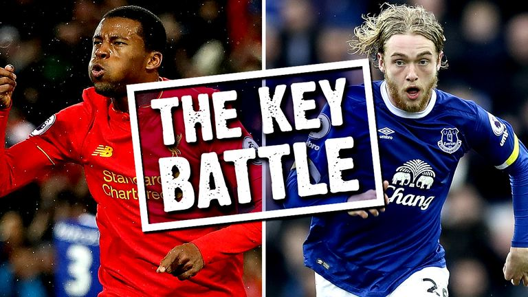 The Key Battle - Wijnaldum v Davies