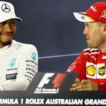 Lewis Hamilton relishing 'ultimate fight' with Sebastian Vettel