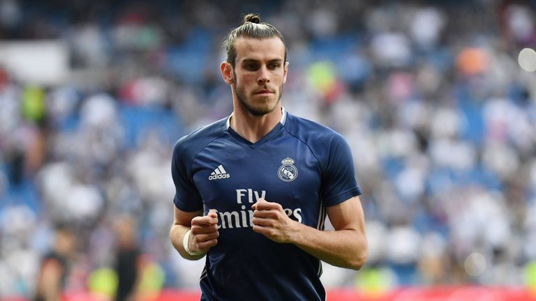 Gareth Bale has not played since April