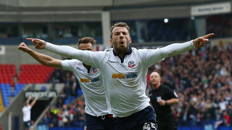 Bolton are back in the Championship after just one season away