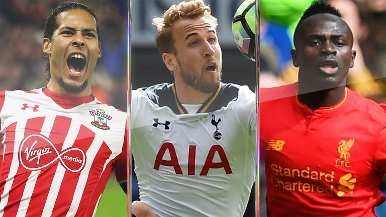 Alan Smith selects his Premier League Team of the Season