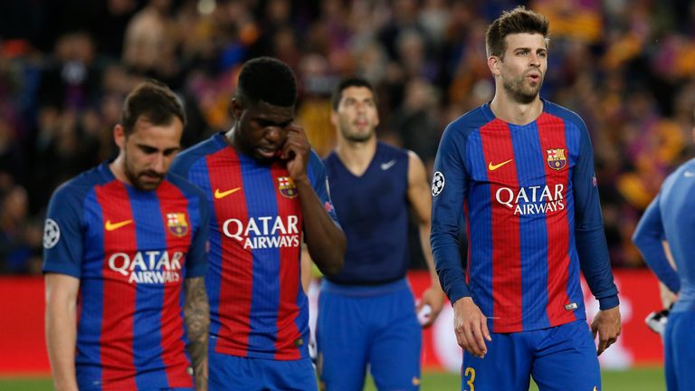 Manager Luis Enrique urges fans to help Barca with new comeback