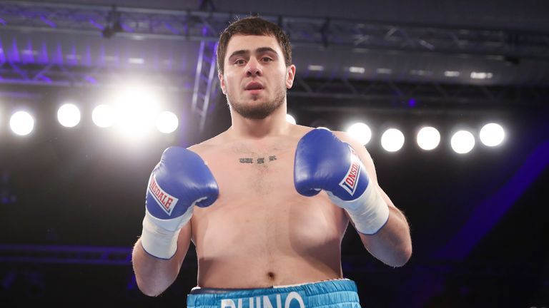 David Allen is targeting the Commonwealth title at Bramall Lane on May 27
