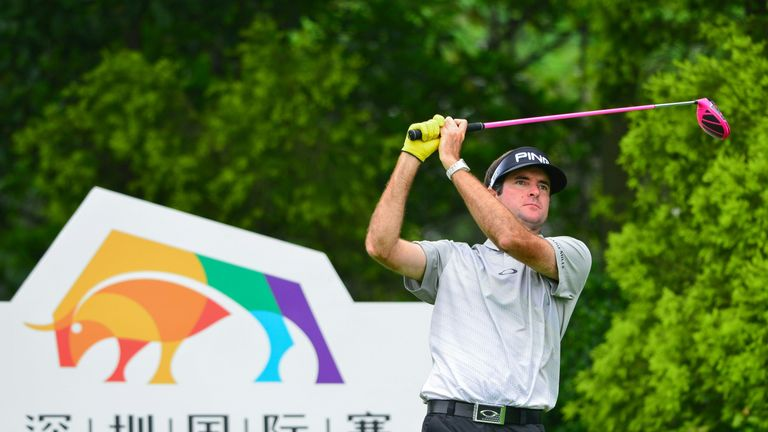 Wiesberger holds his nerve on day three in China