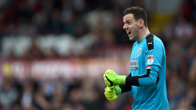Liverpool goalkeeper Danny Ward has impressed on loan at Huddersfield