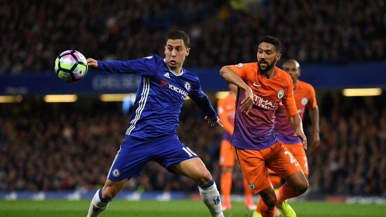 Hazard warns of dangers as Chelsea edge towards title